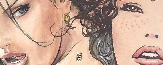 Мэтр эротического комикса и его колода Таро. I Tarocchi Erotici di Milo Manara