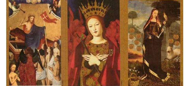 Golden Tarot by Kat Black. Осень средневековья