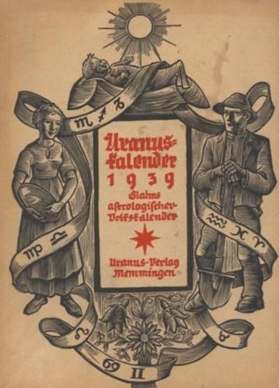 Uranus Kalender 1939