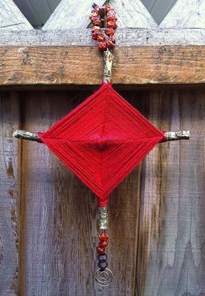 Mabon. Рябиновый крест, оберег