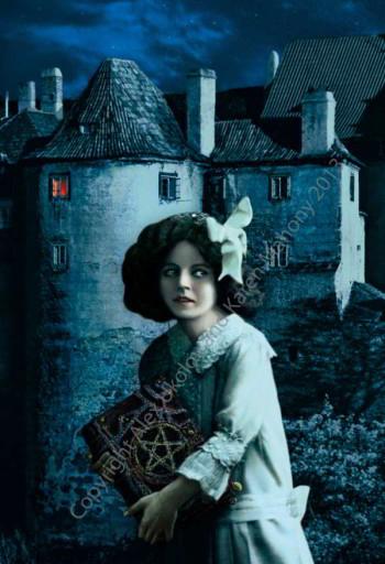 © Karen Mahony & Alex Ukolov The Bohemian Gothic Tarot