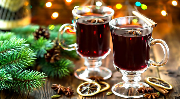 Norwegian Glogg