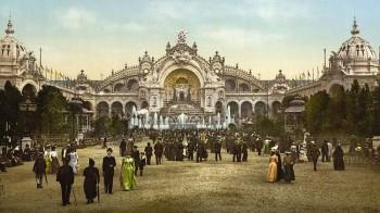 Всемирная выставка. Париж. 1900