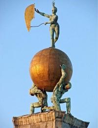 Центр современного искусства Пунта делла Догана. Венеция