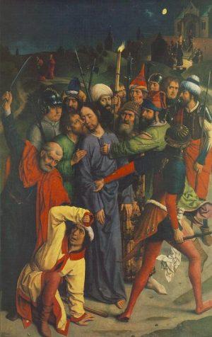 3. Дирик Боутс. Взятие под стражу. 1450-е