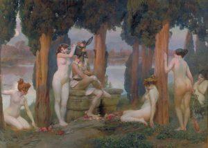 Paul Gervais. La Folie de Titania. 1897