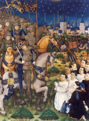 3. Мастер Статута и привилегий Гента во Фландрии. Церемония капитуляции Гента перед Филиппом Добрым. 1453