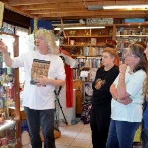 Die Welt des Kartenlegens. Belgische Tarotmuseum