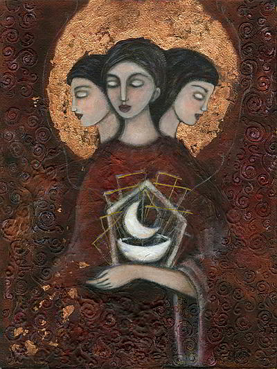 Hecate by © Claudia Olivos