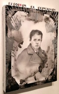 Ken Henson. John Augustus Knapp