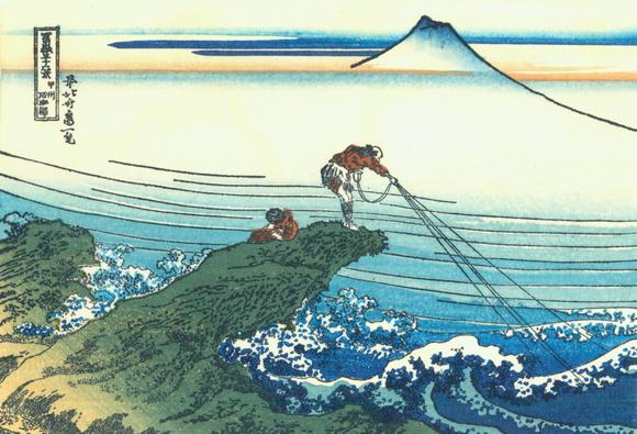 Katsushika Hokusai 1760 -1849