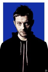 Jamie Hewlett by SouthWolfie