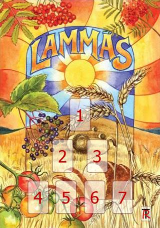 Lammas Tarot Spread