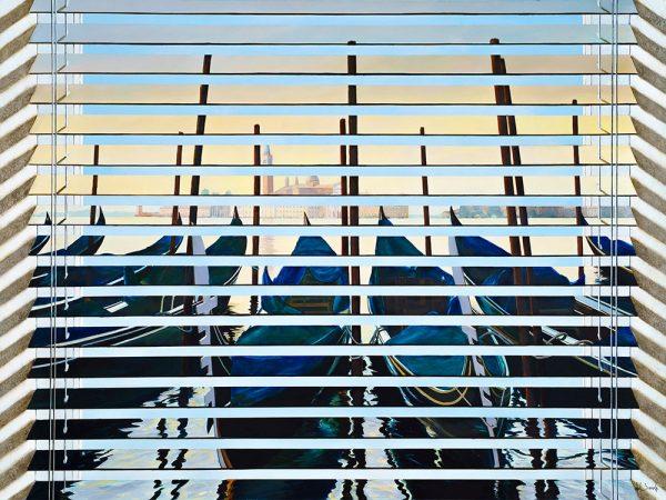 Neil Simon. Venetian Blind Spot