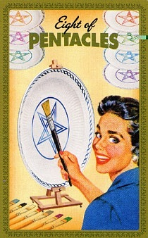Housewives Tarot _ 8 discs