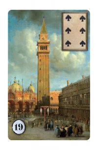 Lenormand Gold Venetian
