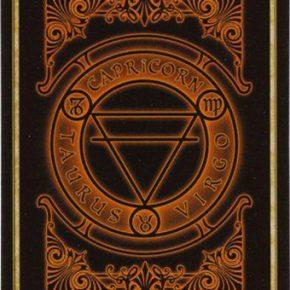 ЗЕМЛЯ. Декабрь. Madame Endora's Fortune Cards